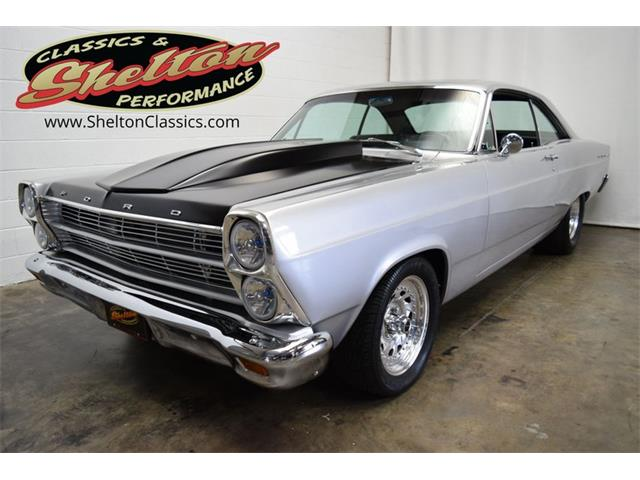 1966 Ford Fairlane (CC-1389203) for sale in Mooresville, North Carolina