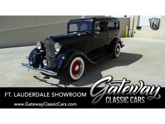 1933 Plymouth Sedan (CC-1389208) for sale in O'Fallon, Illinois