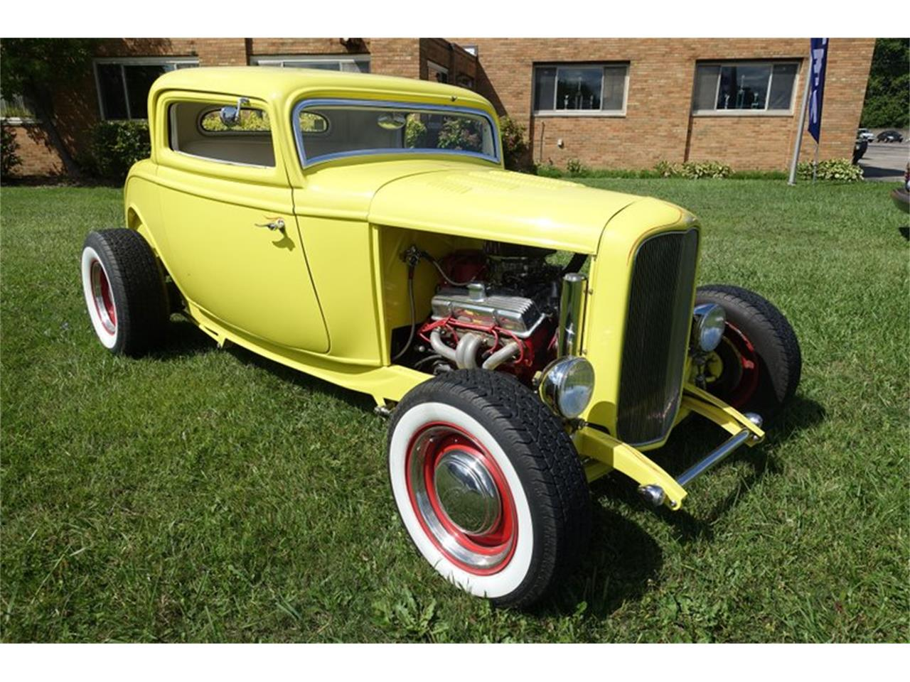 1932 Ford 3-Window Coupe (CC-1389214) for sale in Troy, Michigan