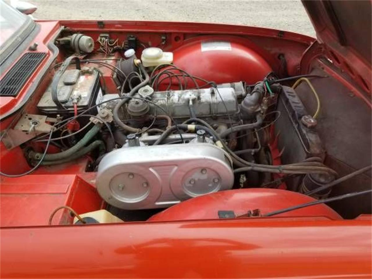 1974 Triumph TR6 (CC-1389215) for sale in Cadillac, Michigan