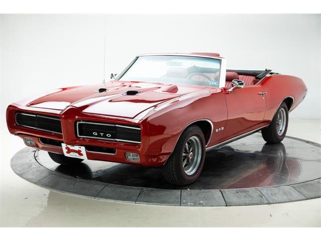 1969 Pontiac GTO (CC-1389219) for sale in Cedar Rapids, Iowa