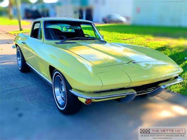 1967 Chevrolet Corvette (CC-1389223) for sale in Sarasota, Florida
