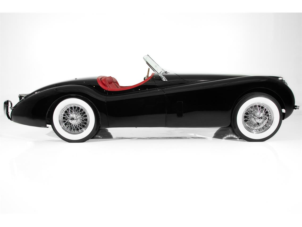 1954 Jaguar XK120 (CC-1389232) for sale in Des Moines, Iowa