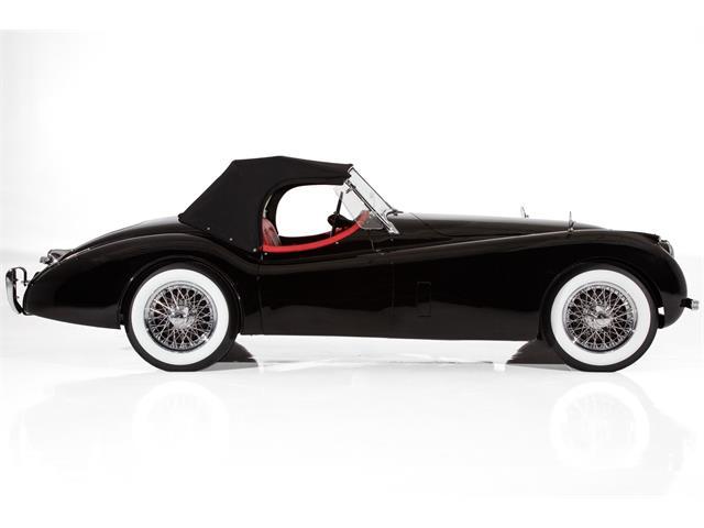 1954 Jaguar XK120 (CC-1389232) for sale in Des Moines, Iowa