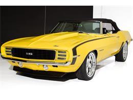 1969 Chevrolet Camaro (CC-1389234) for sale in Des Moines, Iowa