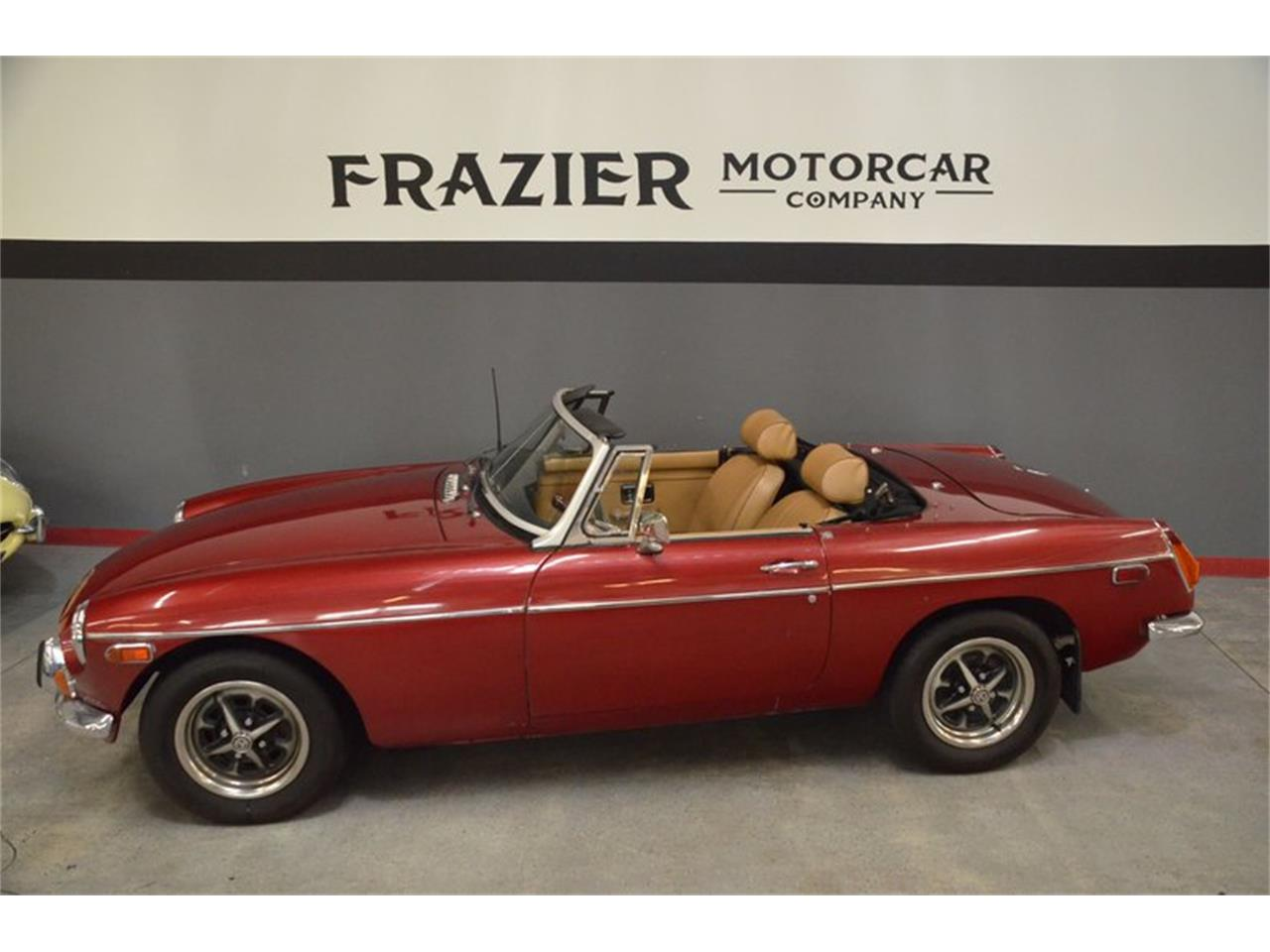 1974 MG MGB (CC-1389237) for sale in Lebanon, Tennessee