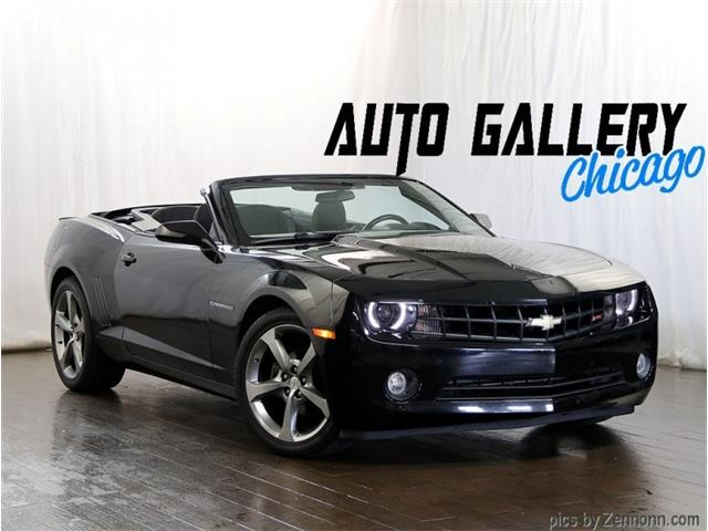2013 Chevrolet Camaro (CC-1389238) for sale in Addison, Illinois