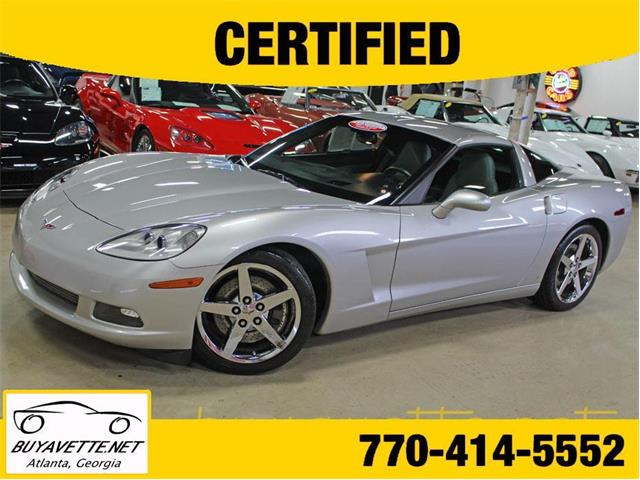 2007 Chevrolet Corvette (CC-1389239) for sale in Atlanta, Georgia