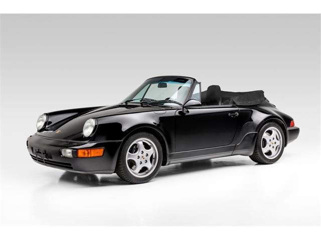 1992 Porsche 911 (CC-1389245) for sale in Costa Mesa, California
