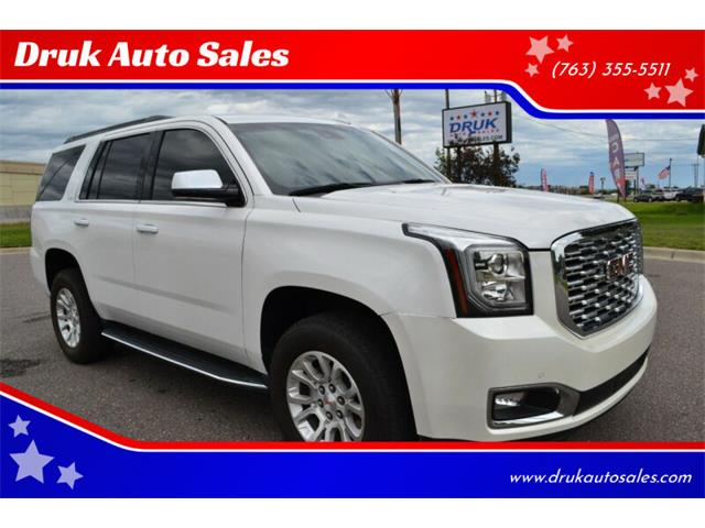 2018 GMC Yukon (CC-1389247) for sale in Ramsey, Minnesota