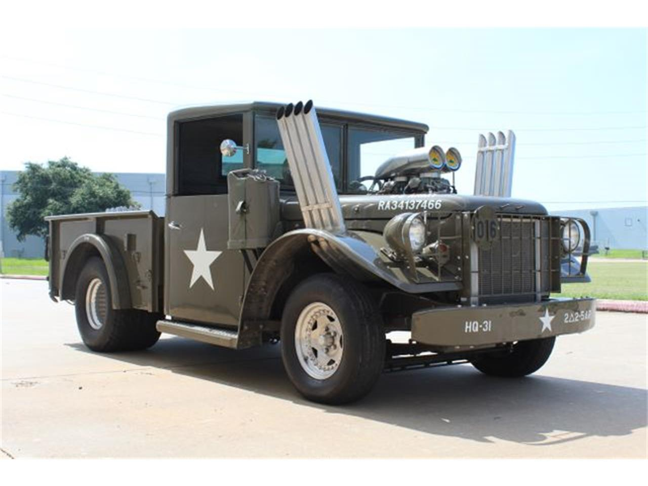 1962 Dodge M-37 (CC-1389248) for sale in Houston, Texas