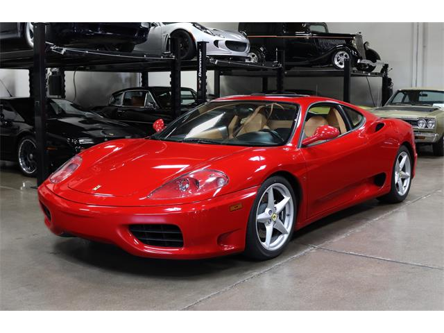 2003 Ferrari 360 (CC-1389251) for sale in San Carlos, California