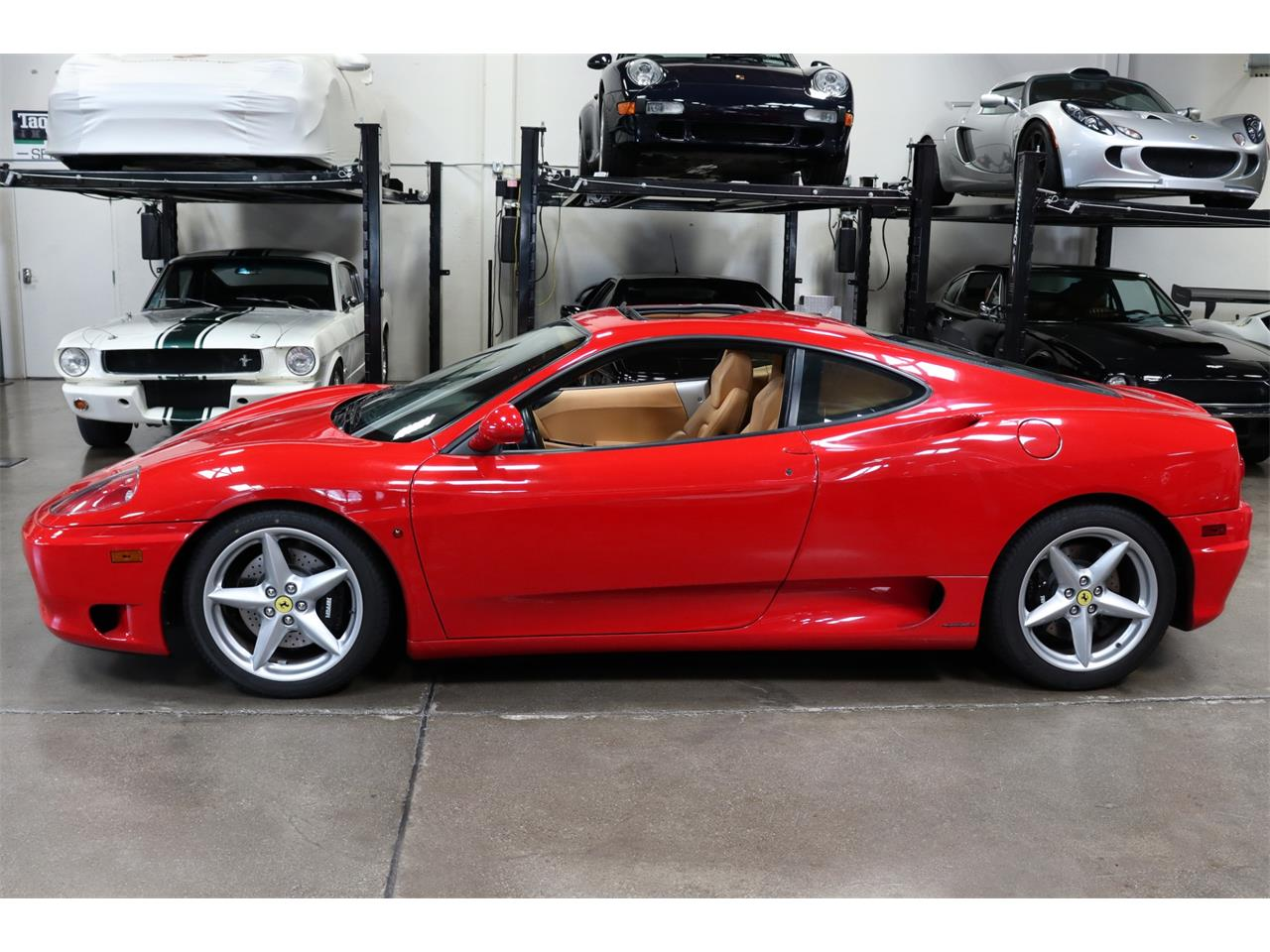 2003 Ferrari 360 (CC-1389251) for sale in San Carlos, California