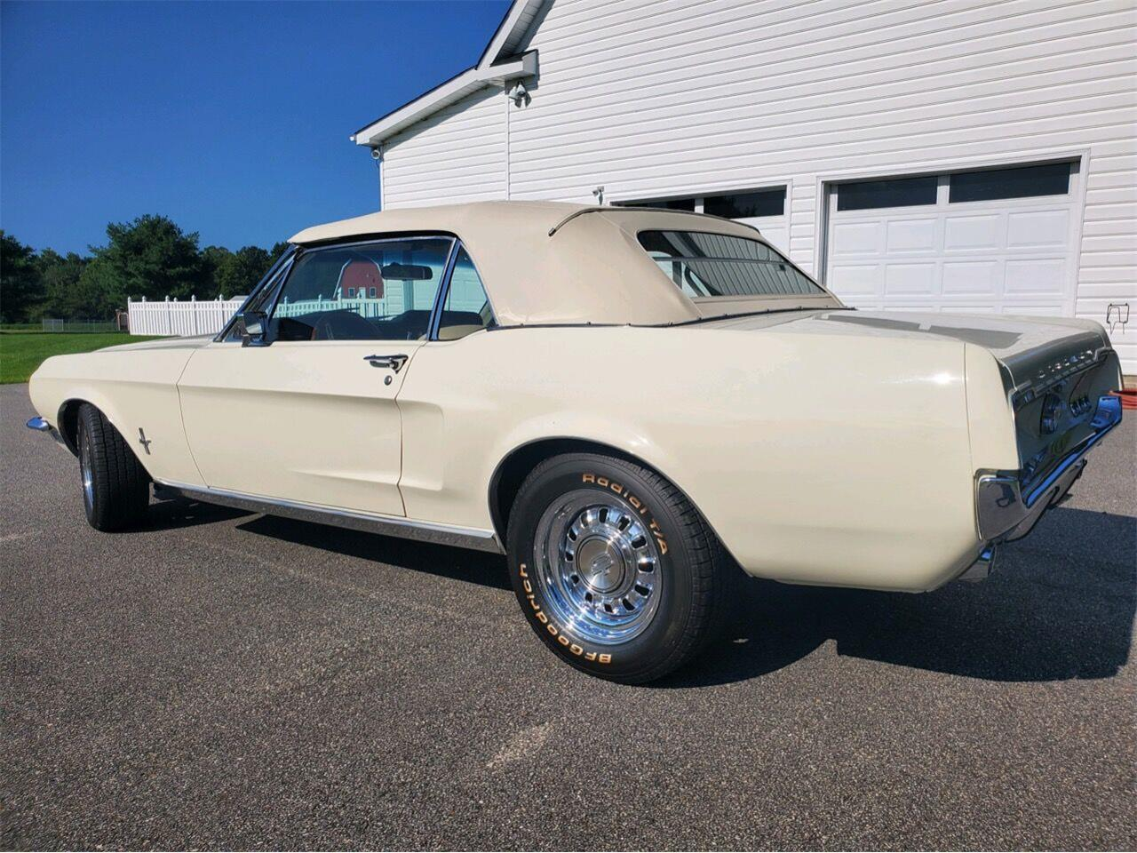 1968 Ford Mustang (CC-1389256) for sale in Clarksburg, Maryland