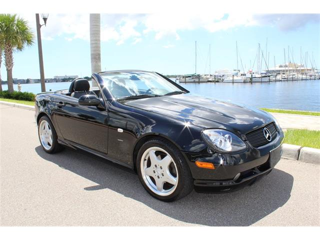 2000 Mercedes-Benz SLK-Class (CC-1389262) for sale in Palmetto, Florida