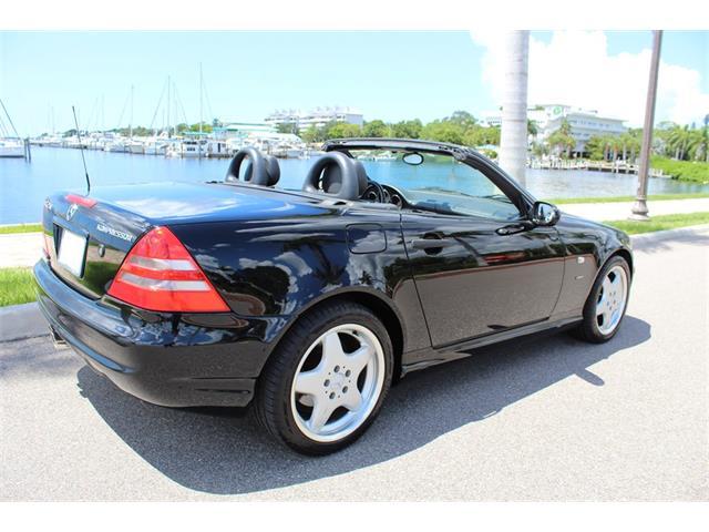 2000 Mercedes-Benz SLK-Class (CC-1389262) for sale in Palmetto, Florida