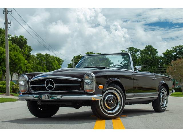 1968 Mercedes-Benz 250SL (CC-1389263) for sale in West Palm Beach, Florida