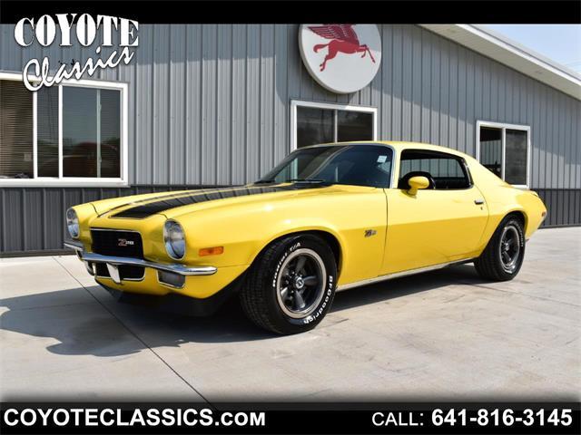 1971 Chevrolet Camaro (CC-1389269) for sale in Greene, Iowa