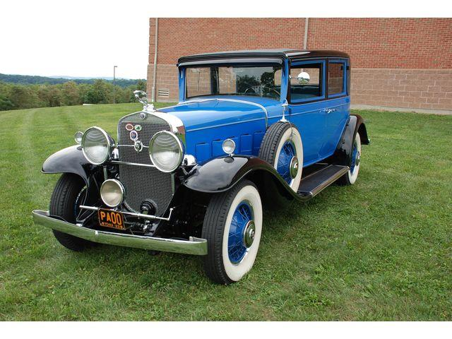 1931 Cadillac Town Sedan (CC-1389280) for sale in Carlisle, Pennsylvania