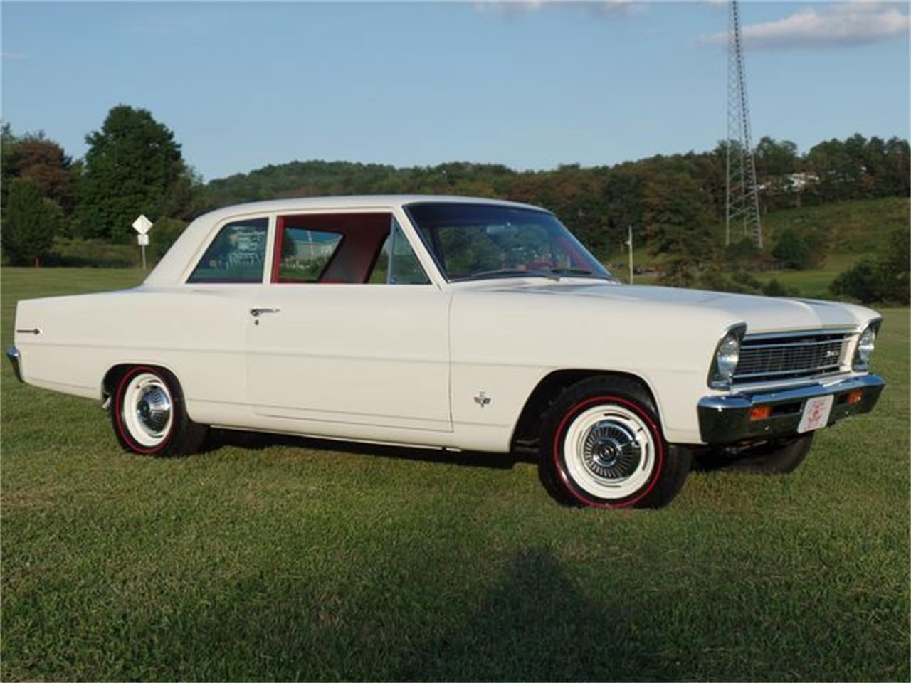 1966 Chevrolet Nova II (CC-1389281) for sale in Carlisle, Pennsylvania