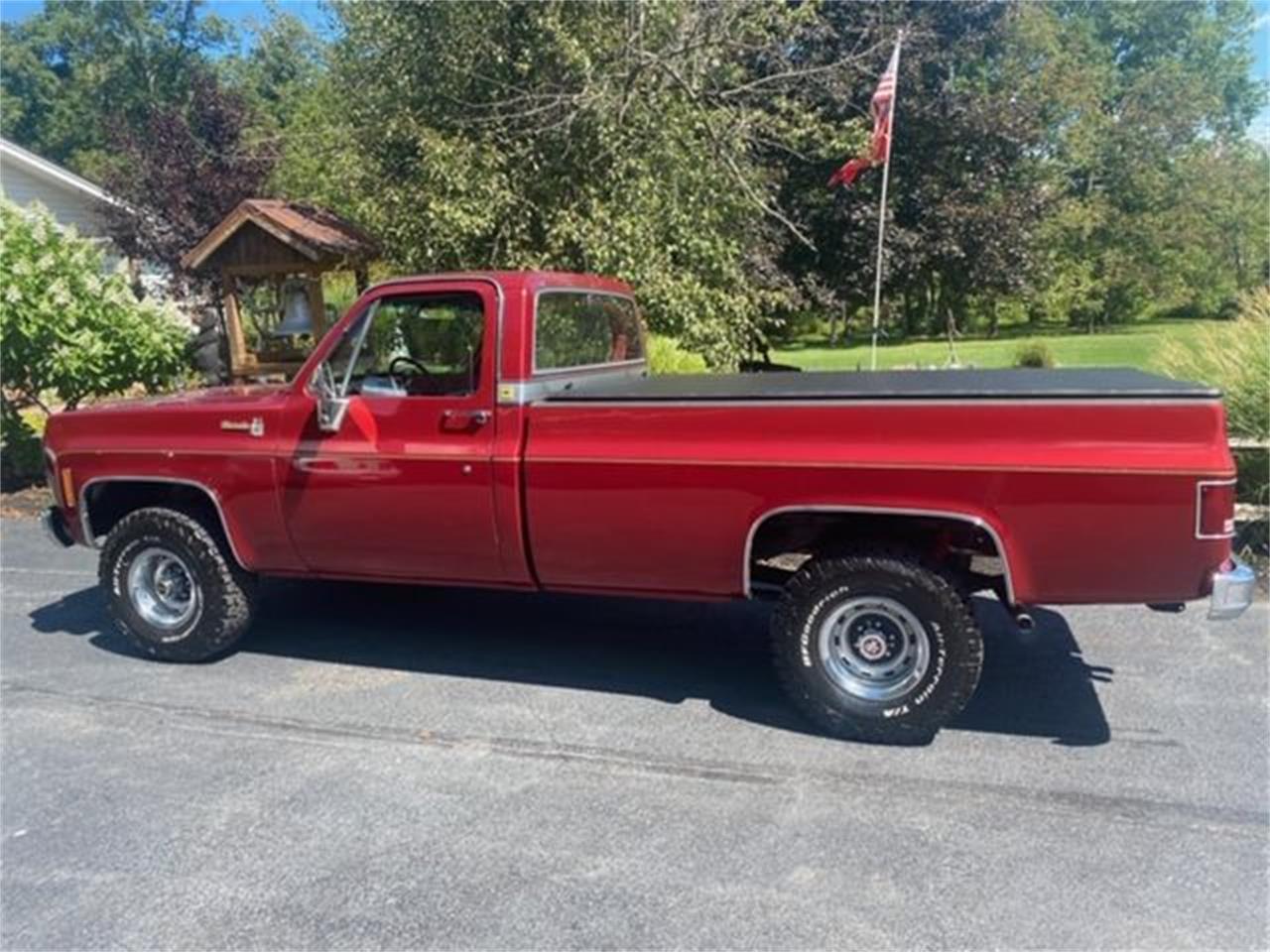 1978 Chevrolet Silverado (CC-1389284) for sale in Carlisle, Pennsylvania