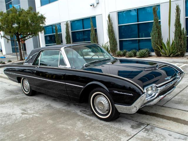 1962 Ford Thunderbird (CC-1389292) for sale in Anaheim, California