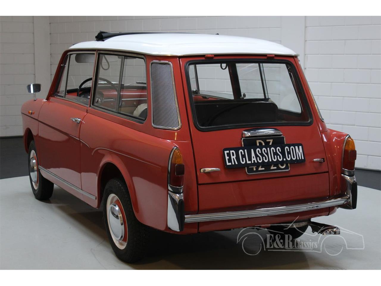 1961 Autobianchi Bianchina Panoramica (CC-1389300) for sale in Waalwijk, Noord Brabant