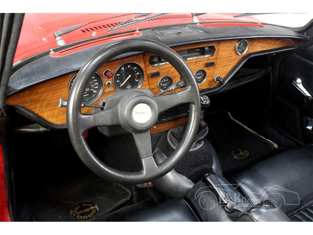 1979 Triumph Spitfire (CC-1389303) for sale in Waalwijk, Noord Brabant