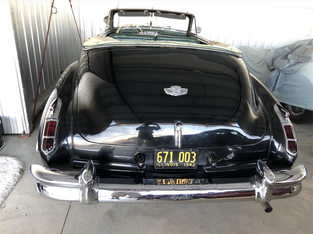 1942 Cadillac 2-Dr Convertible (CC-1389306) for sale in Springfield, Illinois