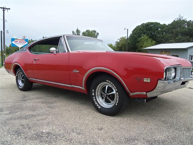 1968 Oldsmobile Cutlass Supreme (CC-1389307) for sale in Jefferson, Wisconsin