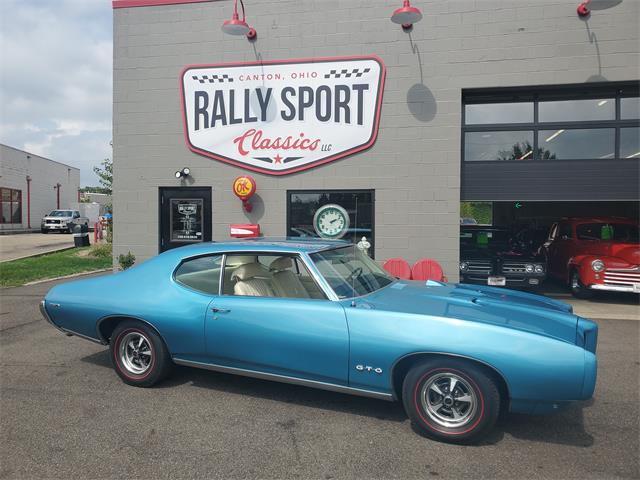 1969 Pontiac GTO (CC-1389309) for sale in Canton, Ohio