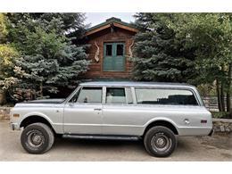 1972 Chevrolet Suburban (CC-1389313) for sale in hailey, Idaho
