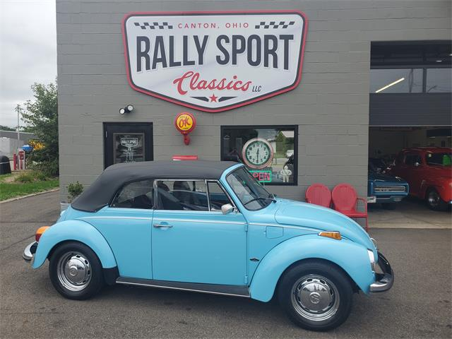 1973 Volkswagen Beetle (CC-1389314) for sale in Canton, Ohio
