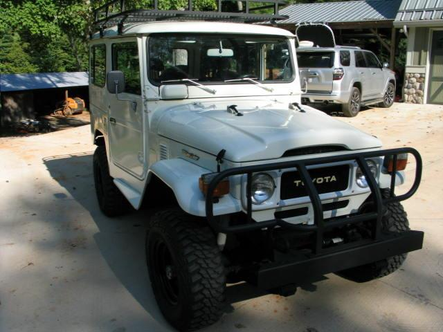 1982 Toyota Land Cruiser FJ40 (CC-1389318) for sale in Mills River, North Carolina