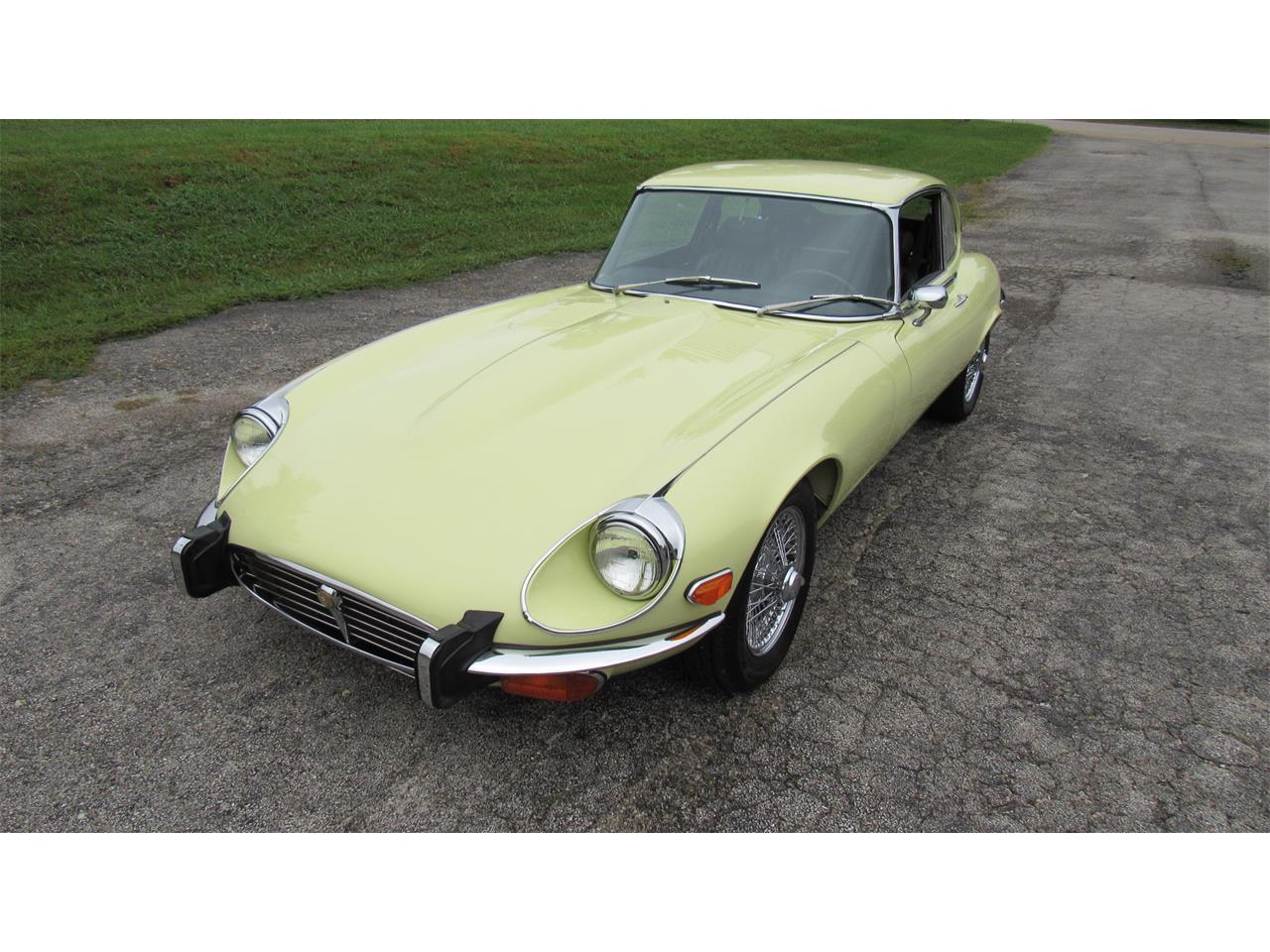 1973 Jaguar XKE Series III (CC-1389322) for sale in WASHINGTON, Missouri