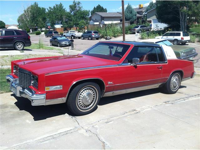 1979 Cadillac Eldorado Biarritz (CC-1389323) for sale in Pueblo, Colorado