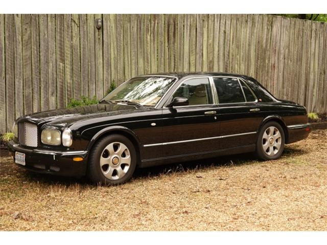 2002 Bentley Arnage (CC-1389327) for sale in Williamsburg, Virginia