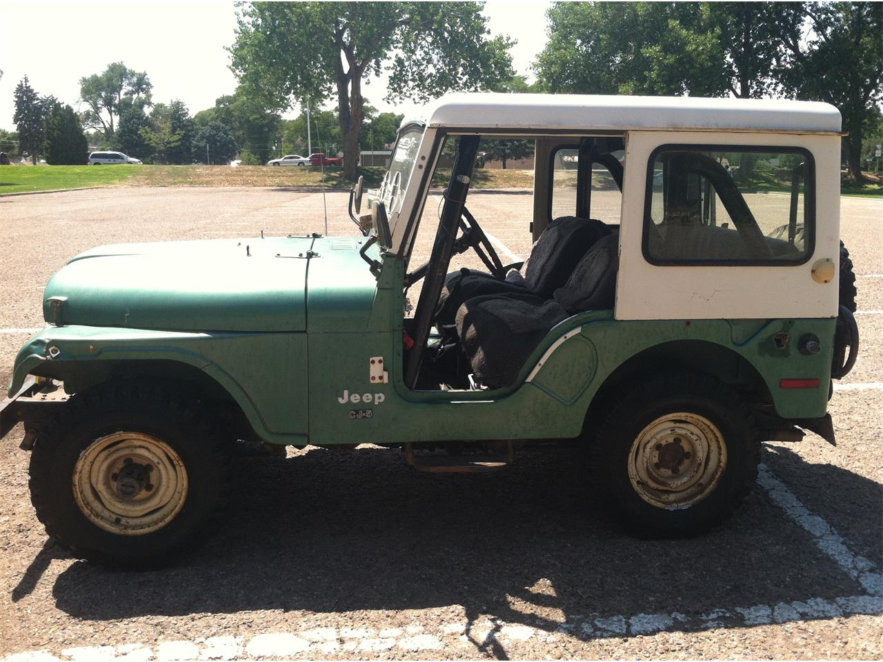 1975 Jeep CJ5 (CC-1389328) for sale in Pueblo, Colorado