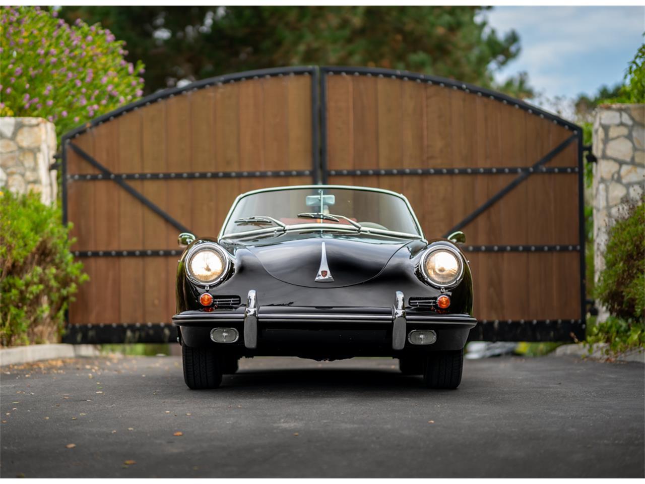 1960 Porsche 356B (CC-1389330) for sale in Monterey, California