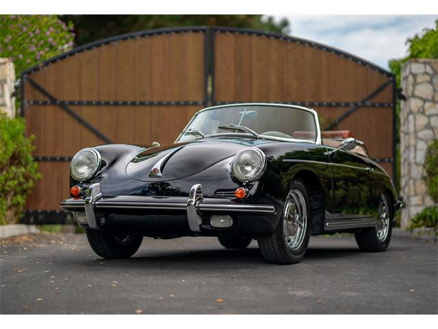 1960 Porsche 356B (CC-1389330) for sale in Monterey, California