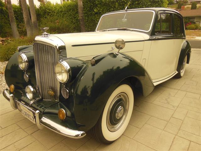 1954 Bentley R Type (CC-1389333) for sale in WEST HILLS, California