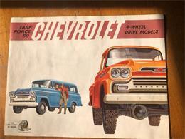 1959 Chevrolet Apache (CC-1389344) for sale in Prairie Grove, Illinois