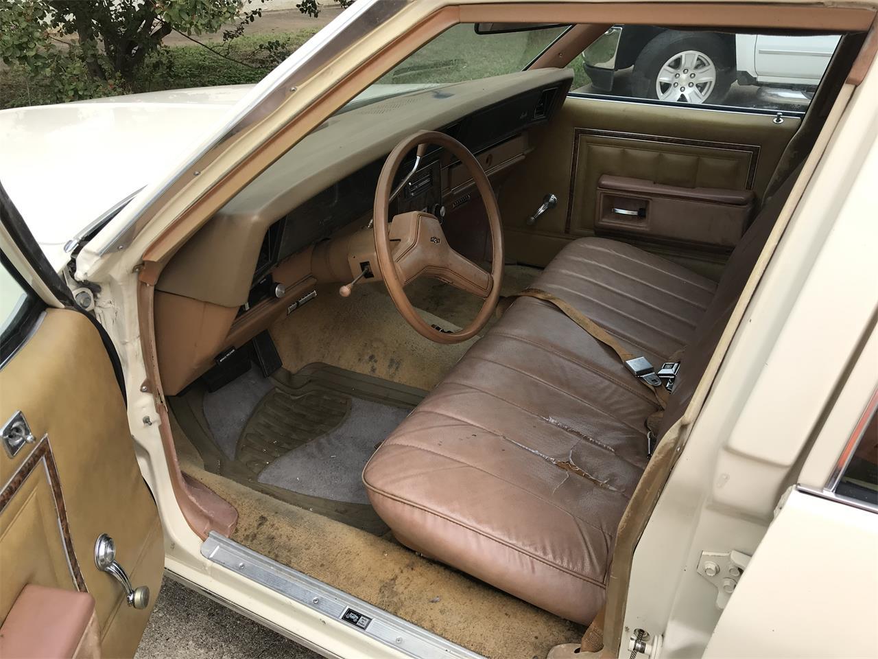 1980 Chevrolet Impala (CC-1389347) for sale in Southlake, Texas