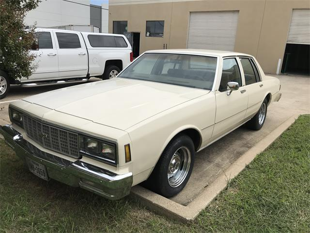1980 Chevrolet Impala (CC-1389347) for sale in Southlake, Texas