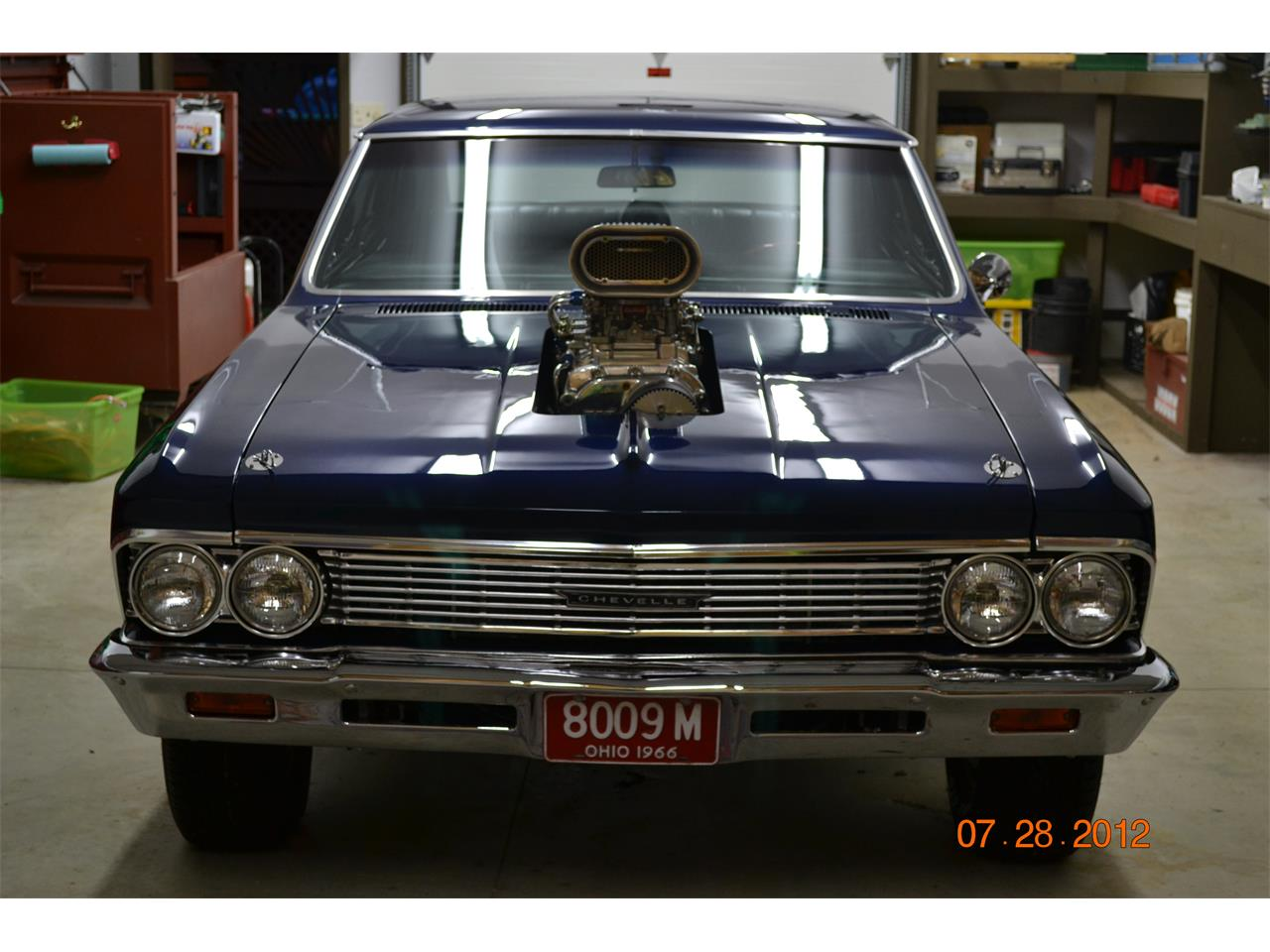 1966 Chevrolet Malibu (CC-1389351) for sale in AKRON, Ohio