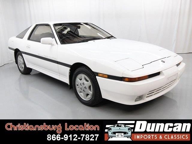 1989 Toyota Supra (CC-1389357) for sale in Christiansburg, Virginia