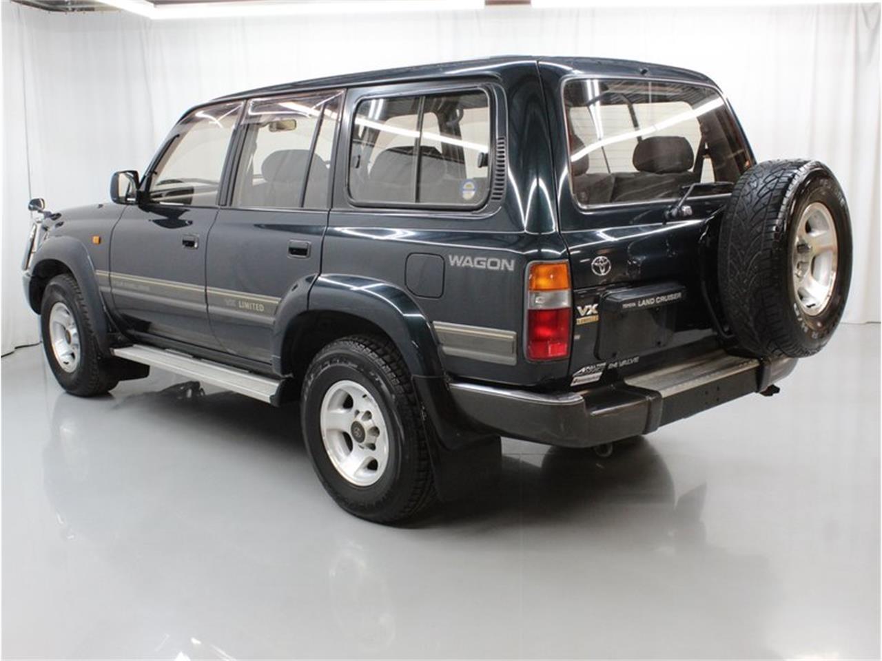1993 Toyota Land Cruiser FJ (CC-1389365) for sale in Christiansburg, Virginia