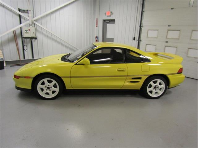1991 Toyota MR2 (CC-1389375) for sale in Christiansburg, Virginia