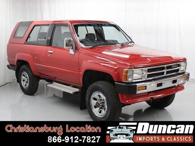 1987 Toyota Hilux (CC-1389380) for sale in Christiansburg, Virginia