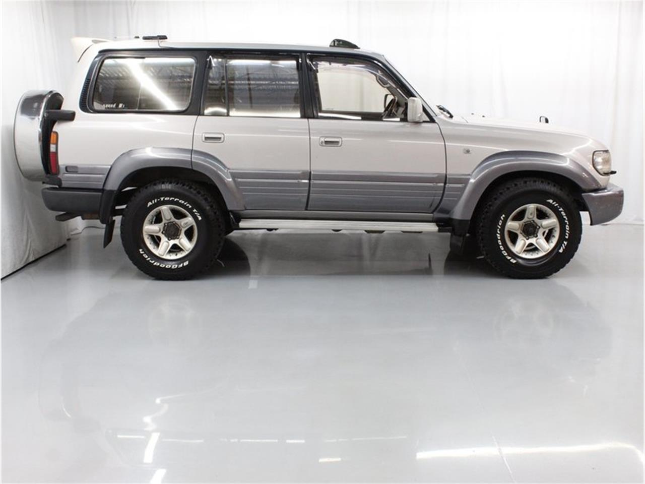 1995 Toyota Land Cruiser FJ (CC-1389381) for sale in Christiansburg, Virginia